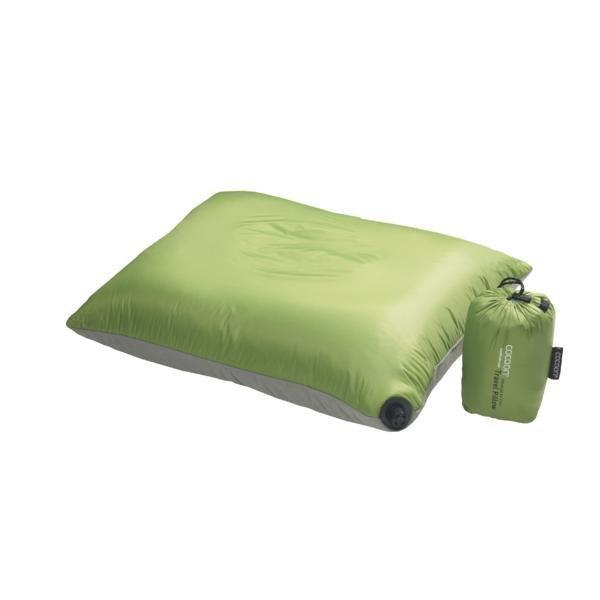 Cocoon Air-Core Pillow UlltraL XL was ilmatäytteinen matkatyyny