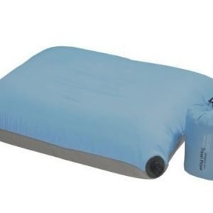Cocoon Air-Core Pillow Ulltralight sininen matkatyyny