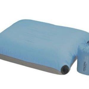 Cocoon Air-Core Pillow Ulltralight sininen matkatyyny