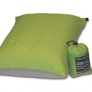 Cocoon Air-Core Pillow Ultralight vihreä matkatyyny