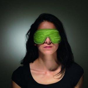 Cocoon Eye Shades DeLuxe vihreä