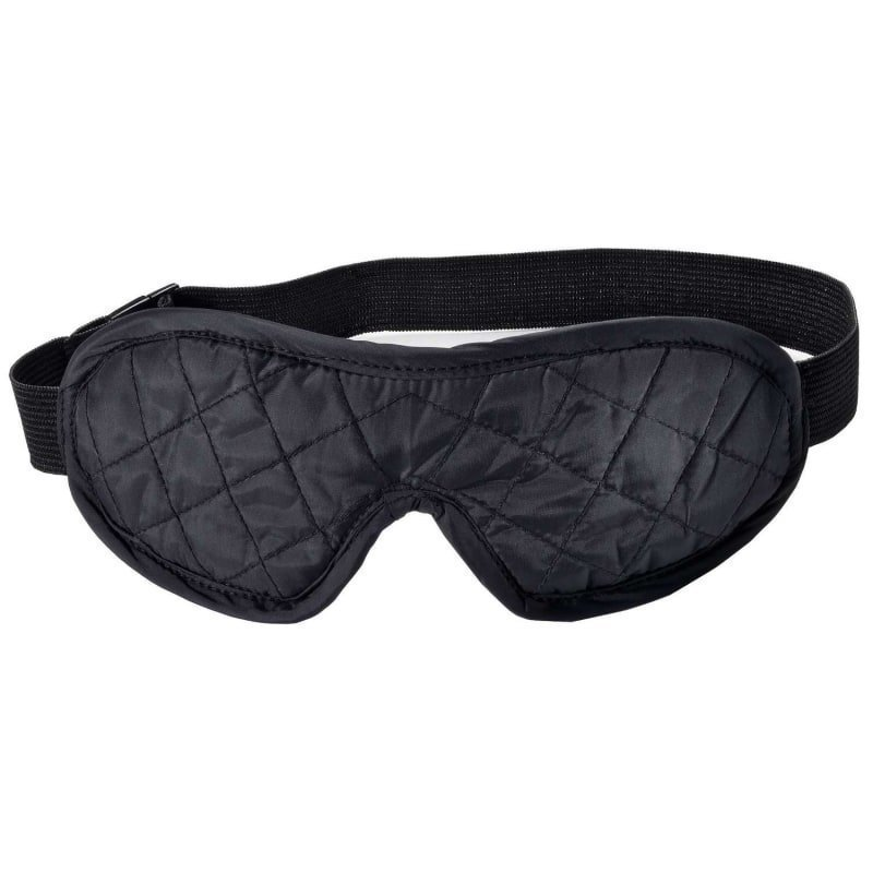 Cocoon Eye Shades Microfiber/Nylon 1SIZE Black/Grey