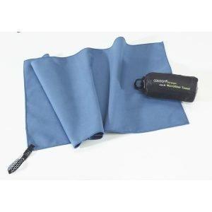 Cocoon Microfiber Towel Mikrokuitupyyhe Ultrakevyt Sininen Xl