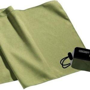 Cocoon Microfiber Towel S Vihreä