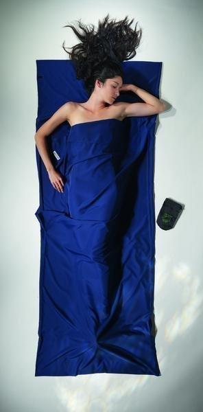 Cocoon Microfiber matkalakana sininen