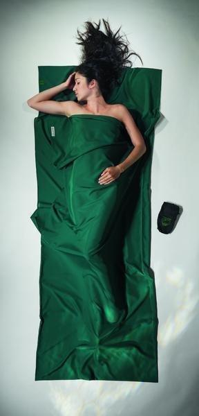 Cocoon Microfiber matkalakana vihreä