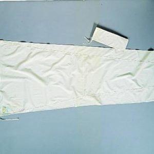 Cocoon MummyLiner Egyptcotton natural Valkoinen