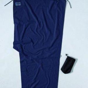 Cocoon MummyLiner Flannel sininen