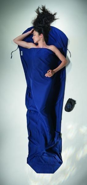Cocoon MummyLiner Mikrokuitu sininen