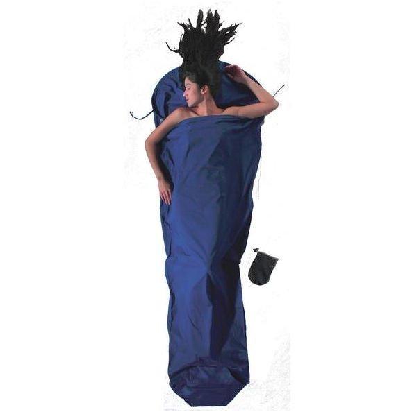 Cocoon MummyLiner Puuvilla sininen