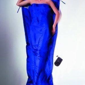 Cocoon MummyLiner Silk sininen