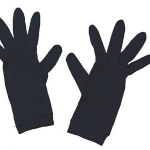 Cocoon Silk Glove Liners aluskäsineet musta