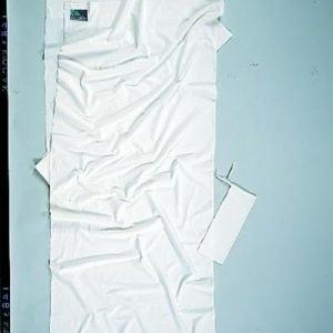 Cocoon TravelSheet Cotton valkoinen