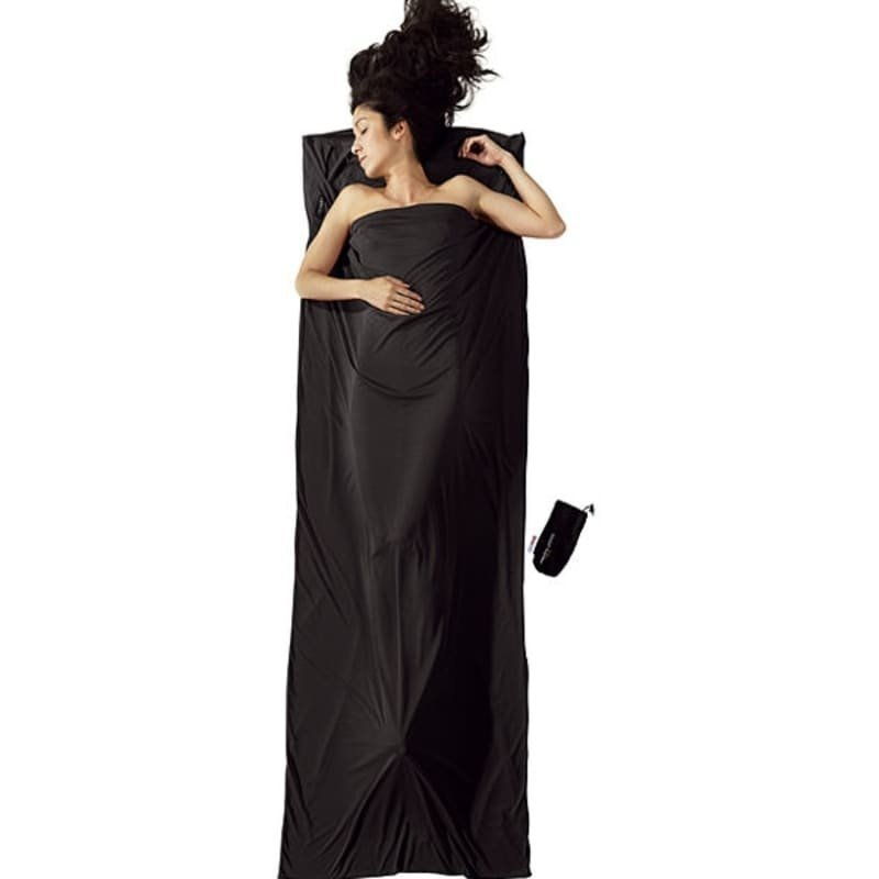 Cocoon TravelSheet Thermolite Performer 1SIZE Volcano Black