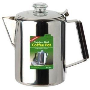 Coghlans Coffee Pot perkolaattori kahvipannu 9 kupille