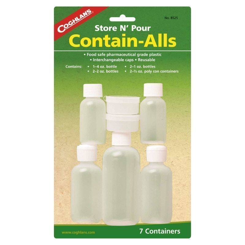 Coghlan's Contain-alls 1SIZE No Colour
