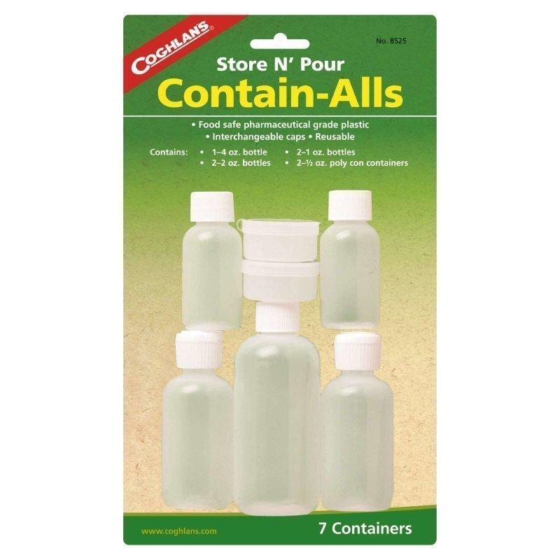 Coghlan's Contain-alls 1SIZE No Colour