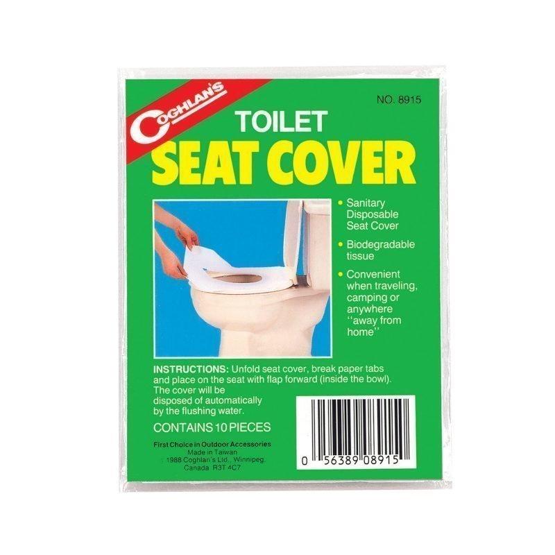 Coghlan's WC-istuimensuoja 10kpl