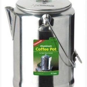 Coghlans alumiininen perkolaattori kahvipannu