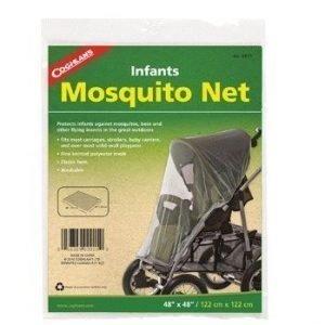 Coghlans hyönteisverkko lastenrattaille