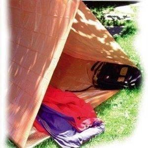 Coghlans pieneen tilaan pakkautuva suoja/teltta