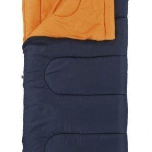 Coleman Atlantic Lite 5 Makuupussi yhdelle sininen / oranssi