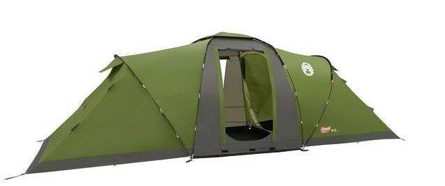 Coleman Bering 6 teltta kuudelle
