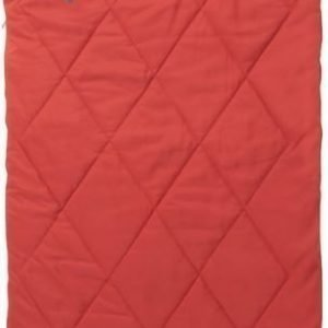 Coleman Breckenridge Single makuupussi punainen