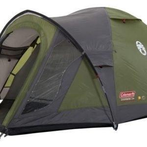Coleman Darwin 3+ kolmen hengen teltta