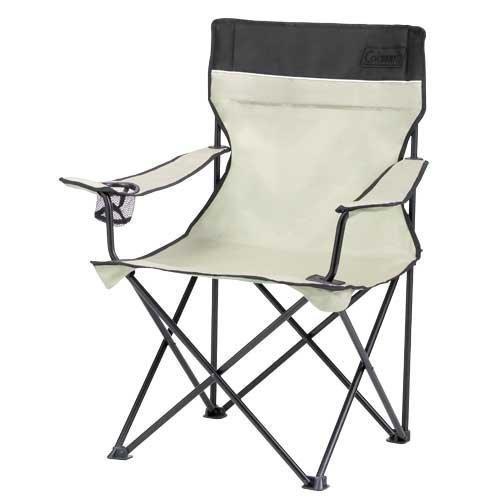 Coleman Standard Quad Chair matkatuoli kahki