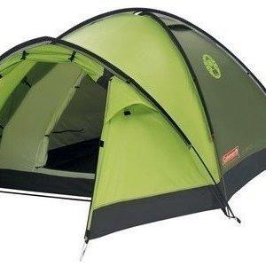 Coleman monviso 3 kolmen hengen teltta