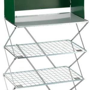 Collabsible 3 tier kitchen stand