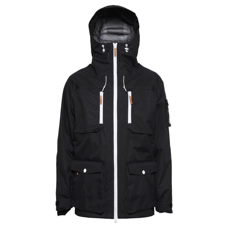 Colour Wear Falk Jacket L Black