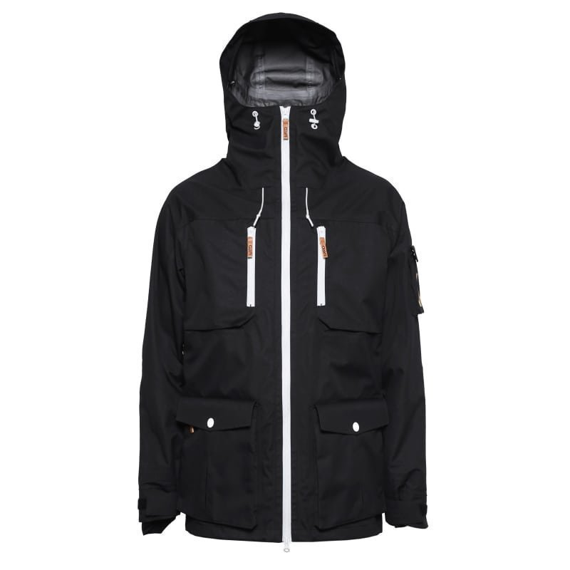 Colour Wear Falk Jacket S Black