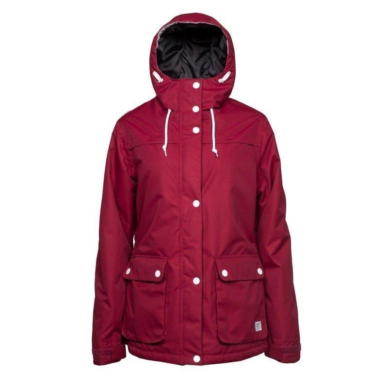 Colour Wear Ida Jacket L Burgundy