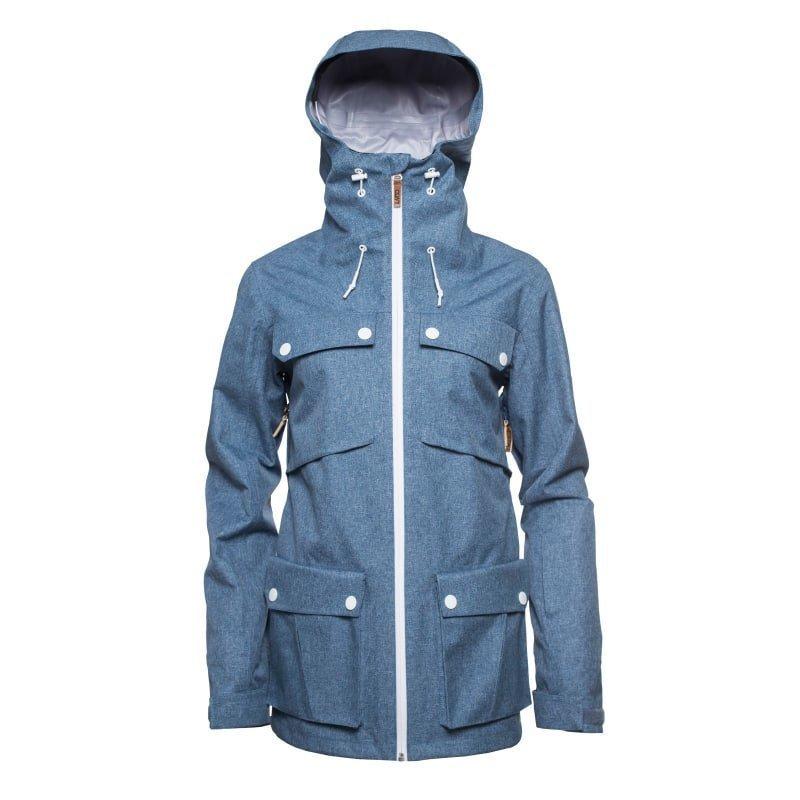 Colour Wear Lynx jacket S Denim Blue