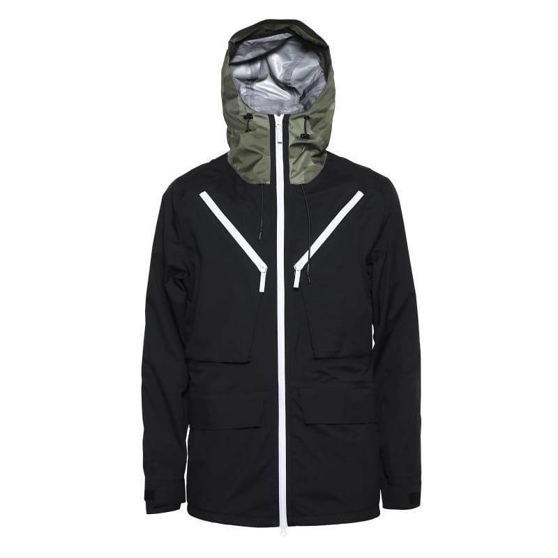 Colour Wear Raven Jacket XL Black