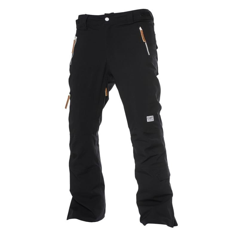 Colour Wear Sharp Pant L Black