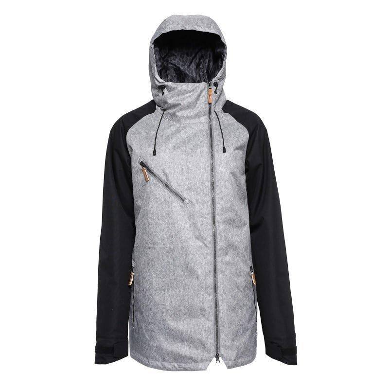 Colour Wear Slayer Jacket L Grey Melange