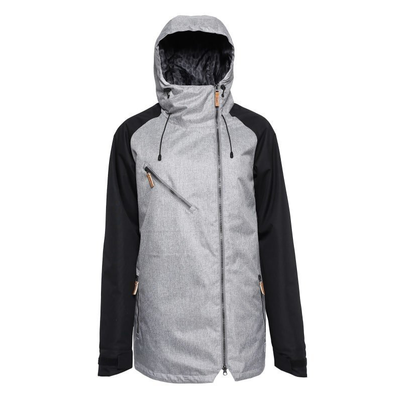 Colour Wear Slayer Jacket S Grey Melange