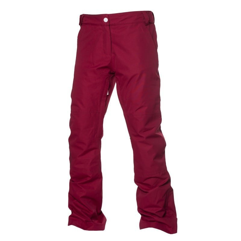 Colour Wear Stamp Pant S Burgundy