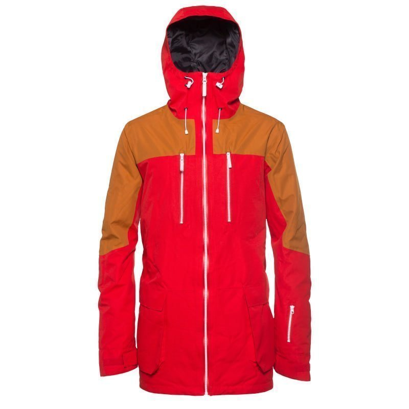 Colour Wear Thrust Jacket L Red