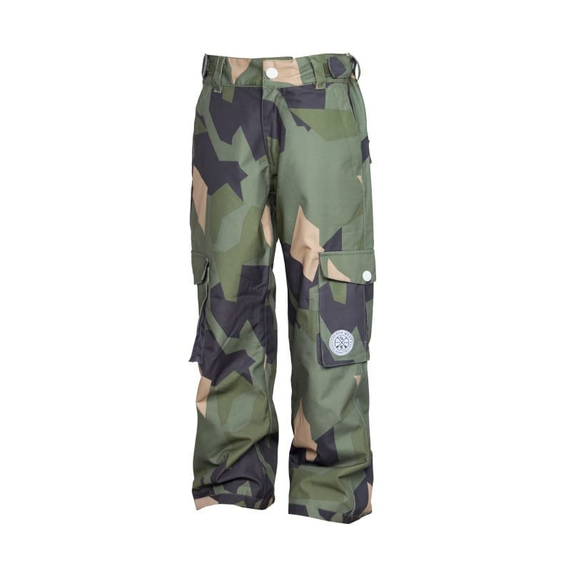 Colour Wear Trooper Pant 140 Asymmetric Olive
