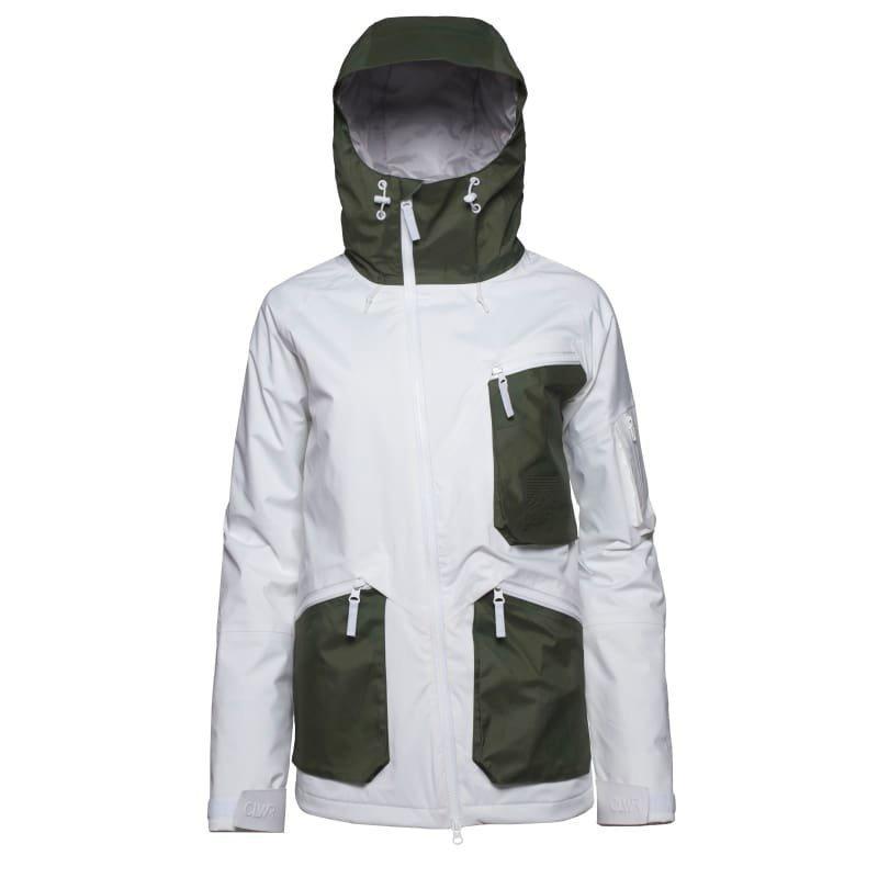 Colour Wear Wolverine Jacket XS White