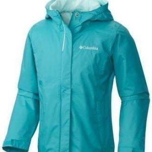 Columbia Arcadia Girl's Jacket Turkoosi M