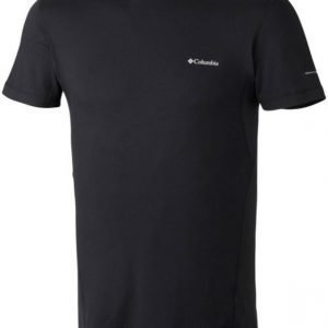 Columbia Coolest Cool SS Top Musta XXL