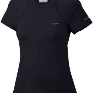 Columbia Coolest Cool SS Top Women Musta XS