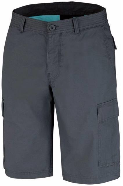 Columbia Dusk Edge II Shorts Dark Grey 38