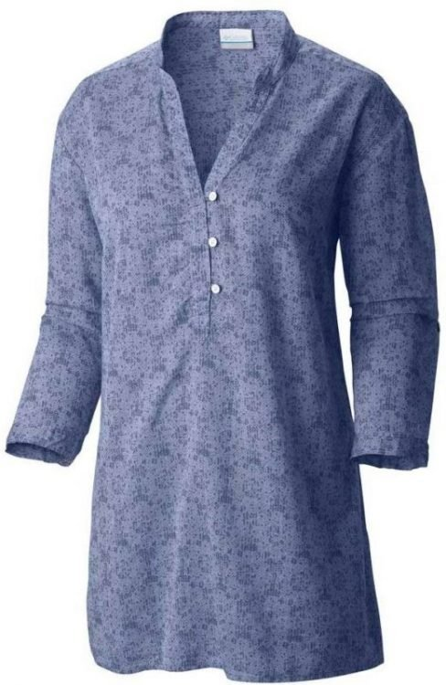 Columbia Early Tide Women's Tunic Sininen L
