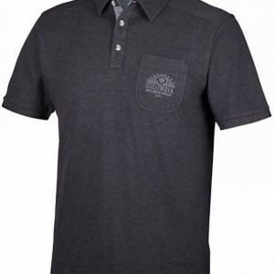 Columbia Evergreen Pass Polo Dark grey XL